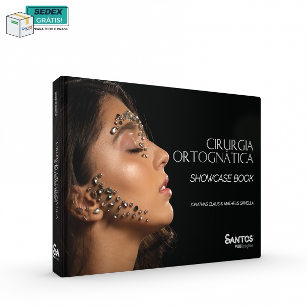 Cirurgia Ortognática - Showcase Book