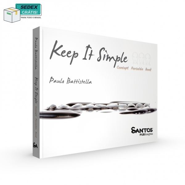 Keep It Simple - Concept Porcelain Book (Bilíngue)